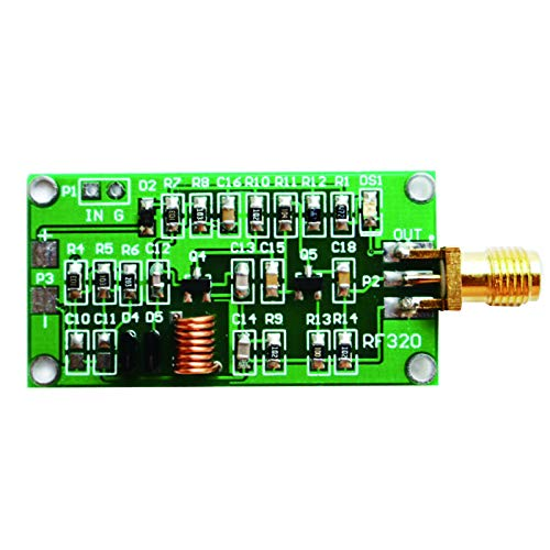 SHAPB FM Signal VCO Signal Generator Voltage Controlled Oscillator RF Signal Source 80~120MHz