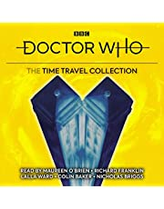 Doctor Who: The Time Travel Collection: 1st, 3rd, 4th & 6th Doctor Novelisations
