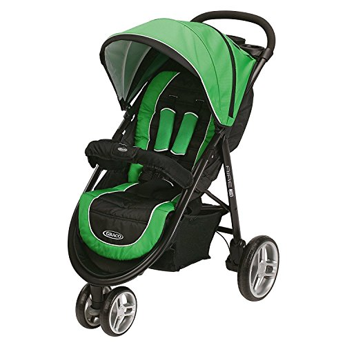 Graco Aire3 Click Connect Stroller, Fern