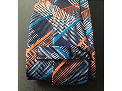 Colorful Necktie for Fashionable Printed Men's Occasion Casual and Wedding Formal Party Comfortable Kxrzu wqa7IgfSq