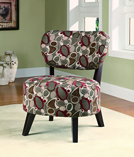 Coaster Casual Accent Chair with Padded Seat