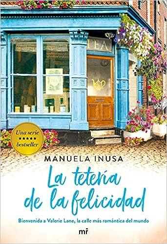La chocolatería de los sueños - Serie Valerie Lane 02, Manuela Inusa (rom) 51ToKoBQQnL._SX340_BO1,204,203,200_