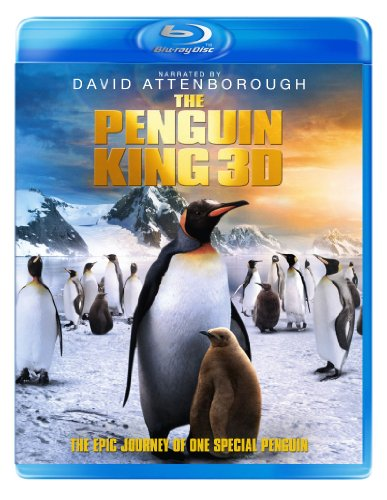 The Penguin King 3d (Blu-Ray 3d + Blu Ray) (Blu-Ray) (Import Movie) (European Format - Zone B2) ...