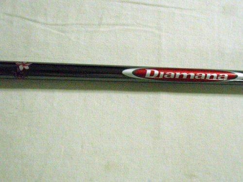 Callaway I-MIX Mitsubishi Rayon Diamana Red Board Shaft (X-Stiff) m73x5ct FLOWER