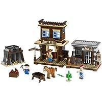 WOODY'S ROUNDUP * LEGO 7594 * Disney / Pixar Toy Story Series 502pcs Building Set
