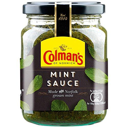 Colman's, Muntsaus, 165 g
