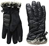 Best COLUMBIA Warm Gloves - Columbia Women's Heavenly Gloves, Black, X-Large Review