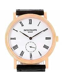 Patek Philippe Calatrava automatic-self-wind mens Watch 5119 (Certified Pre-owned)