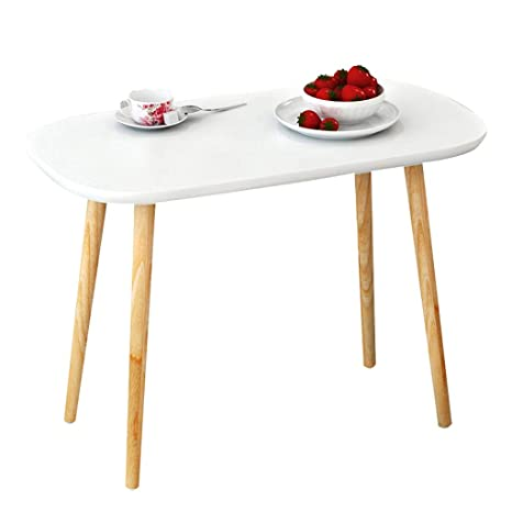 Zdz Folding Table Nordic Solid Wood Coffee Table Simple