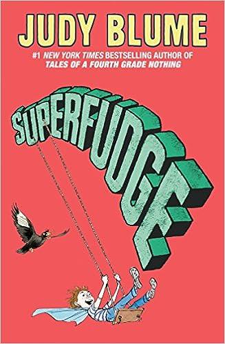 Superfudge Judy Blume 9780142408803 Books