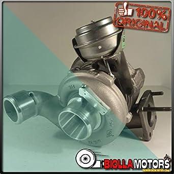 GARRETT 7506395002S turbocompresor Alfa Romeo 156 2,4 JTD 2003-2004 (CC) (129 KW) (Diesel) (M728,2387 M722,24-): Amazon.es: Juguetes y juegos