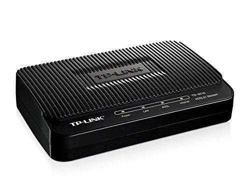 TP-LINK TD-8616 ADSL2+ Modem, Up to 24Mbps Downstream Bandwidth, 6KV Lightning Protection