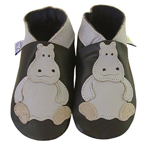 Daisy Roots bebé hipopótamo suave zapatos