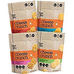 HighKey Snacks Cheese Crunch - Cheese & ...
