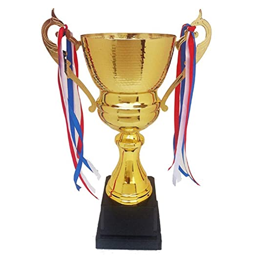 Trofeos Oro Baloncesto Concurso De Juegos Creativos Decoración del ...