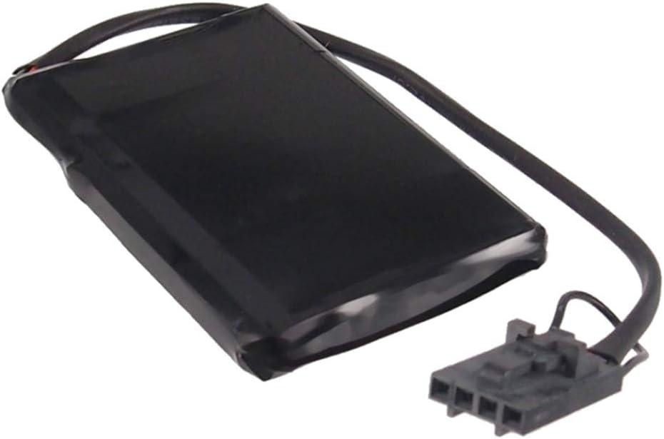 Color : Black, Size : 50.72 x 36.30 x 6.15mm Aiyawear 1250mAh//4.63Wh 3.7V RAID Controller Battery Packs Compatible with G3399 Poweredge 1850 Poweredge 2800 Poweredge 2850