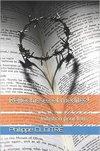 Télécharger livre Réfléchissez et méditez! pdf gratuit