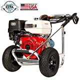 Best Honda Pressure Washers - SIMPSON Cleaning ALH4240 Aluminum 4.0 GPM Gas Pressure Review