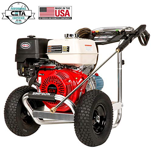 4000 psi power washer - 2