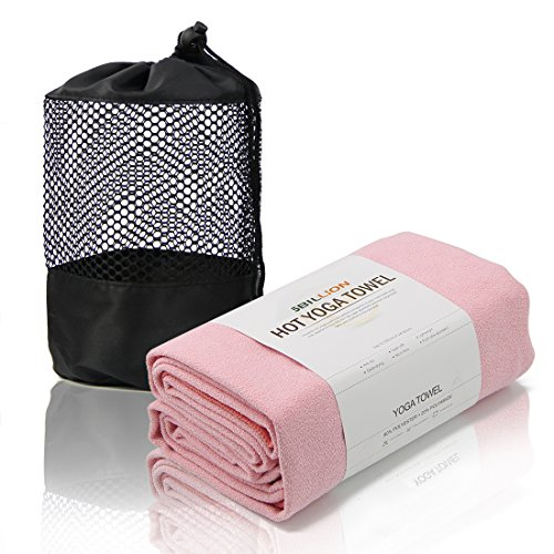 5BILLION Microfiber Yoga Towel For Yoga Mat
