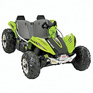 Power Wheels Dune Racer, Green