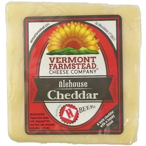 AleHouse Cheddar Cheese (6 pack)