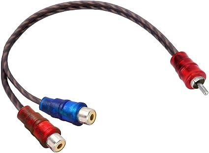 Cables de bricolaje para automóviles 26cm del coche AV Audio Video ...