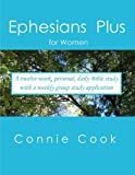 Ephesians Plus, Connie Cook, 1475182902