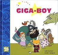 Giga-boy par Gaël Aymon