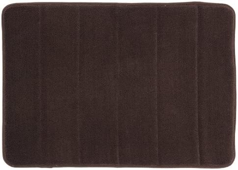 Amazon Com Mohawk Home Memory Foam Bath Rug 17 By 24 Inch