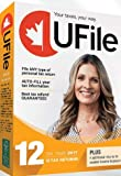 Ufile 12 for Tax Year 2017 Do it Yourself Canadian Bilingual Tax Return Software