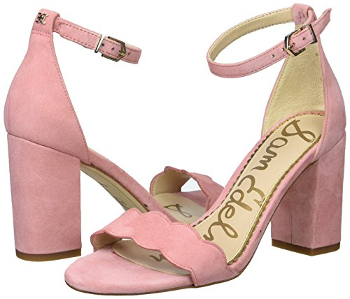 Sam Edelman Women's Odila Heeled Sandal, Pink Lemonade, 6.5 M US by Sam Edelman (Image #6)