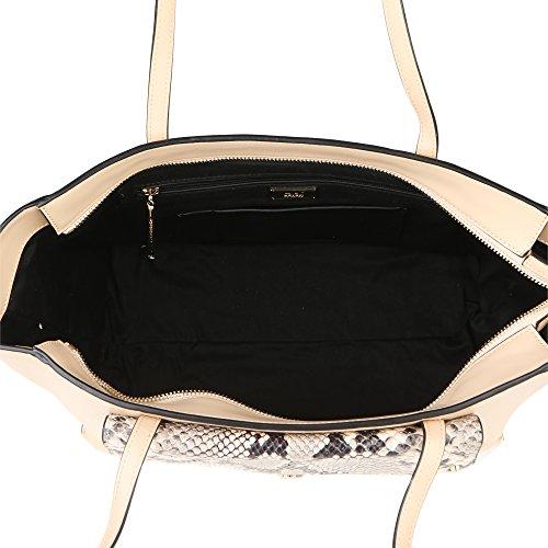 Roberto Cavalli Class Borsa a Mano da Donna 31.5x24x15 Cm Mod. C61PWCLD0072014 Rosa chiaro