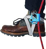 Newdoar Foot Ascender Riser Rock Climbing Mountaineering Equipment Climbing Device
