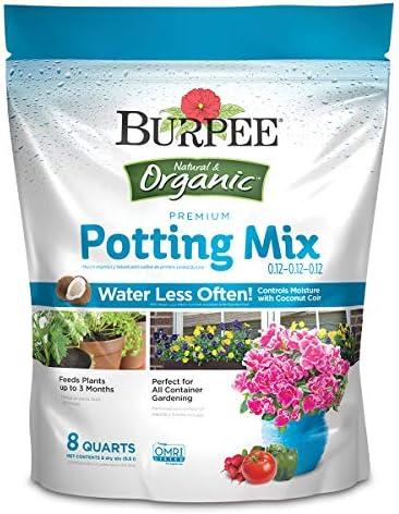 Burpee 99939 Organic Premium Potting