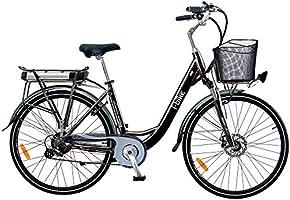 """Bicicletta Elettrica a Pedalata Assistita da Uomo 28"""" 250W City I-1D I-Bike"""