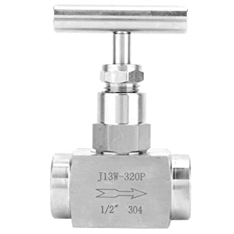 "Stainless Steel High Pressure 1 1//2"" Ball Valve BSP 2 Pack"