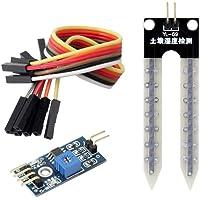 Arduino Toprak Nem Sensörü Higrometre Toprak Nem Ölçer