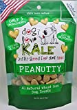 Cheap Dogs Love Kale Pea Nutty Pet Snacks,7 Oz.