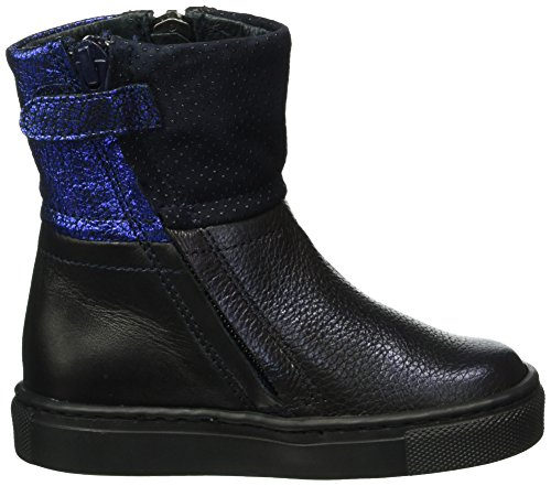 Pinocchio 46co Bottines P1295 Bleu cc Doublées Fille Non Hz7Hq