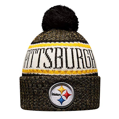 - New Era Pittsburgh Steelers NFL 2018 On Field Sport Knit