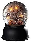5.5' Jack O Lantern Dome With LED Tree 100mm Battery Operated Without Batteries by Roman