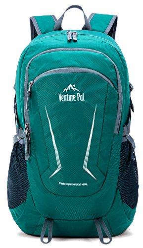 Venture Pal Large 45L Hiking Backpack – Packable Lightweight Travel Backpack Daypack Women Men (Green) For Sale