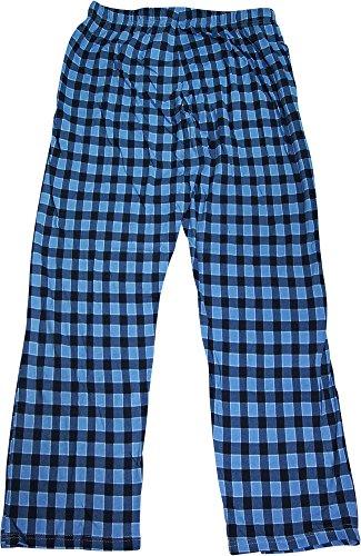 Di Hanes Per Dark Uomo Cotone Pantalone Comforts In Stampato Blue Maglia BqtZq