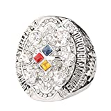 valve clearence - PSEZY Artificial Diamond Championship Rings Physical Education Souvenir Super Bowl Ring 8.0