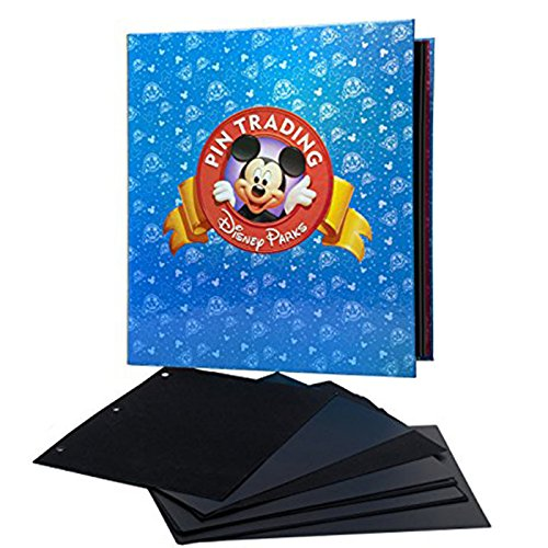 Disney Parks Exclusive Pin Trading Album