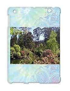 TPU Art Design Miscellaneous Nature Photography Case For Ipad 2 Black Pict0206