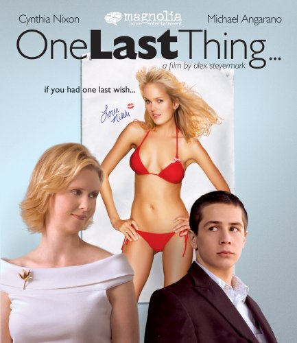 One Last Thing [HD DVD]