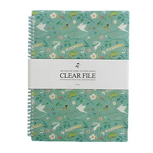 20 Pockets A4 File Document Organizer Expanding File Pock...