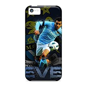 First-class Cases Covers For Iphone 5c Dual Protection Covers The Fc Of England Manchester City